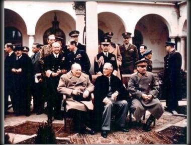 کنفرانس سران متفقین در تهران-(کنفرانس تهران)