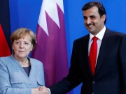 آنگلا مرکل: قطر و عربستان باید به دور از رسانهها مذاکره کنند