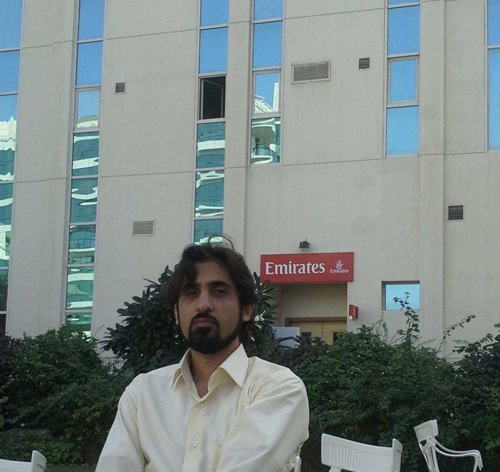هتل هواپیمایی الاماراتیه در دبی