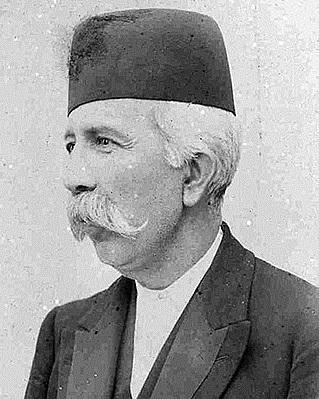 مستوفی الممالک